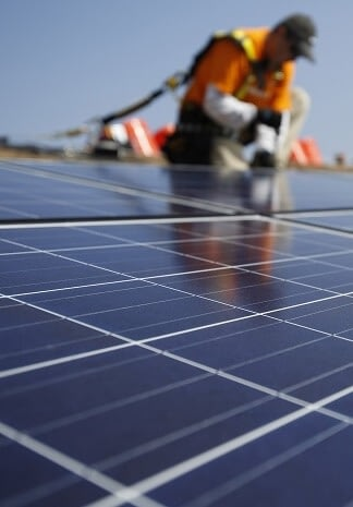 Commercial Solar Electrical Service