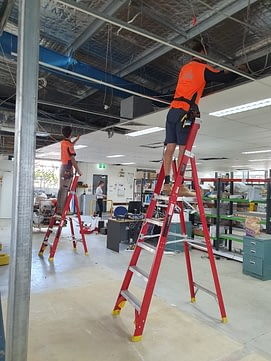 Professional Electricians